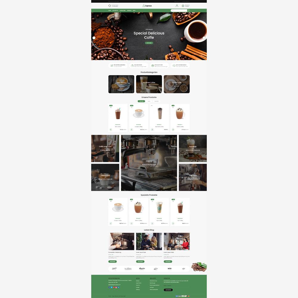 theme - Getränke & Tabak - Expresso Coffee Store - 2