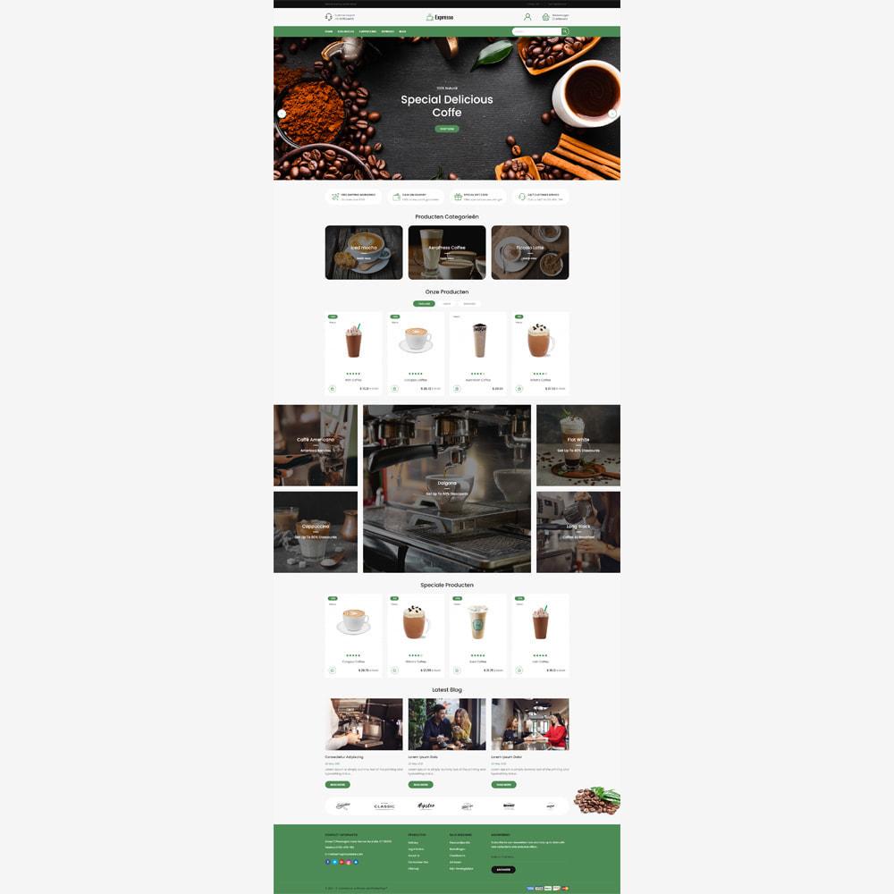 theme - Drank & Tabak - Expresso Coffee Store - 2