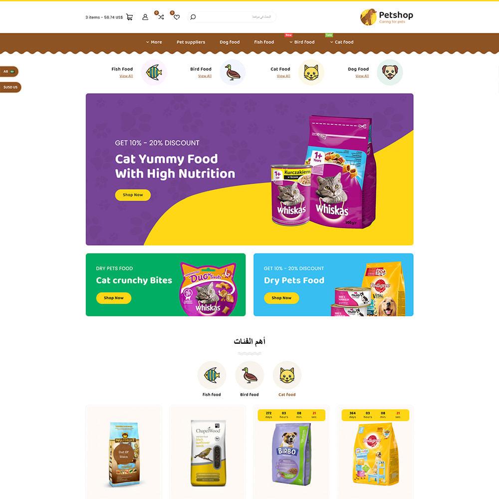 theme - Animali - Petstore - Animals & Pets Care Store - 3