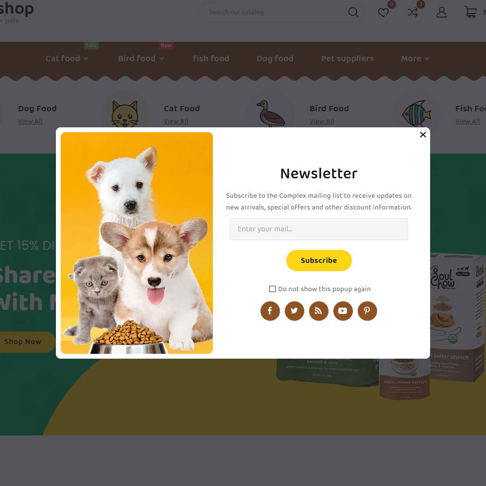 theme - Animali - Petstore - Animals & Pets Care Store - 10