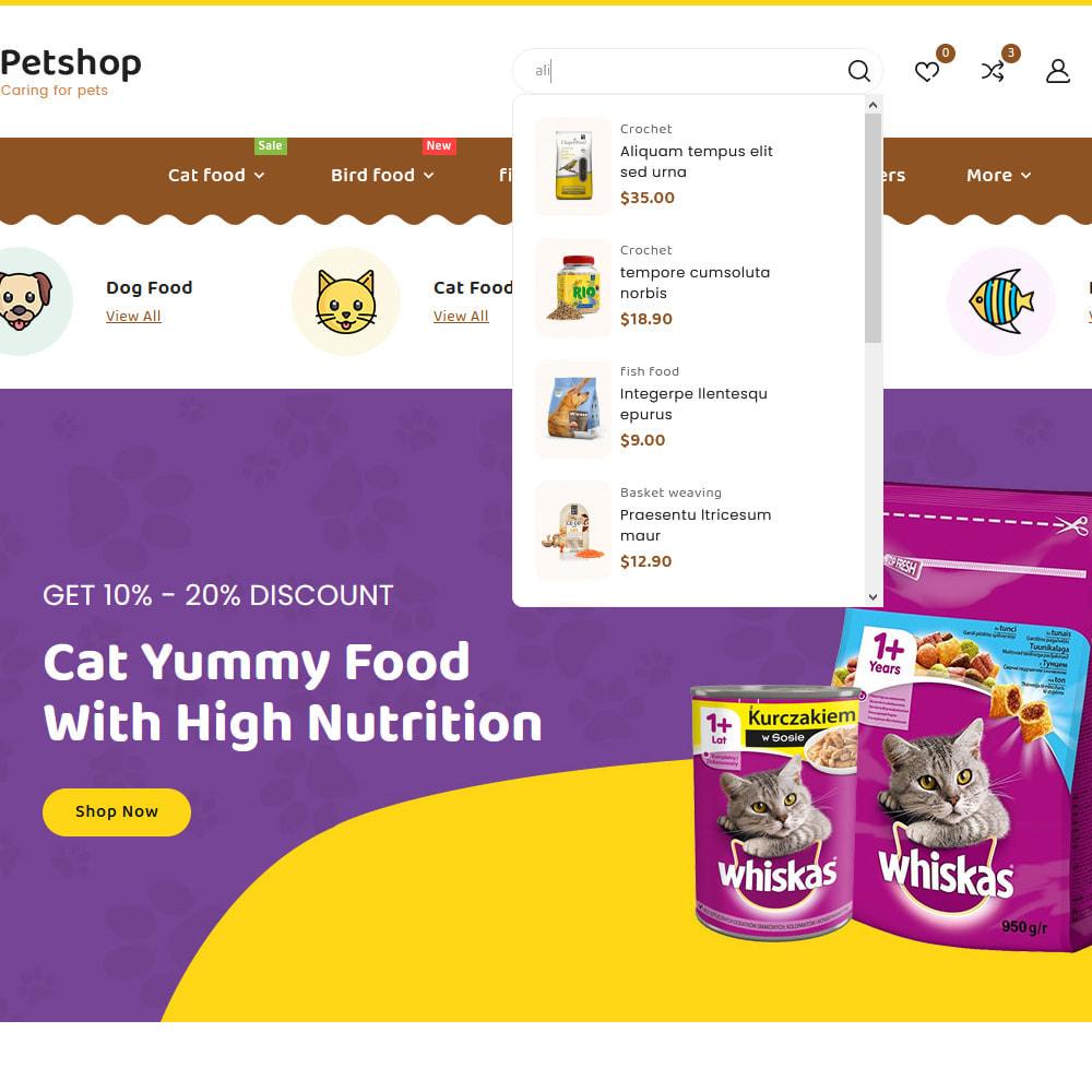 theme - Animali - Petstore - Animals & Pets Care Store - 13