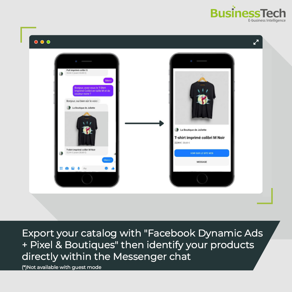 module - Support & Online-Chat - Chat Network for Facebook Messenger & WhatsApp-chats - 6