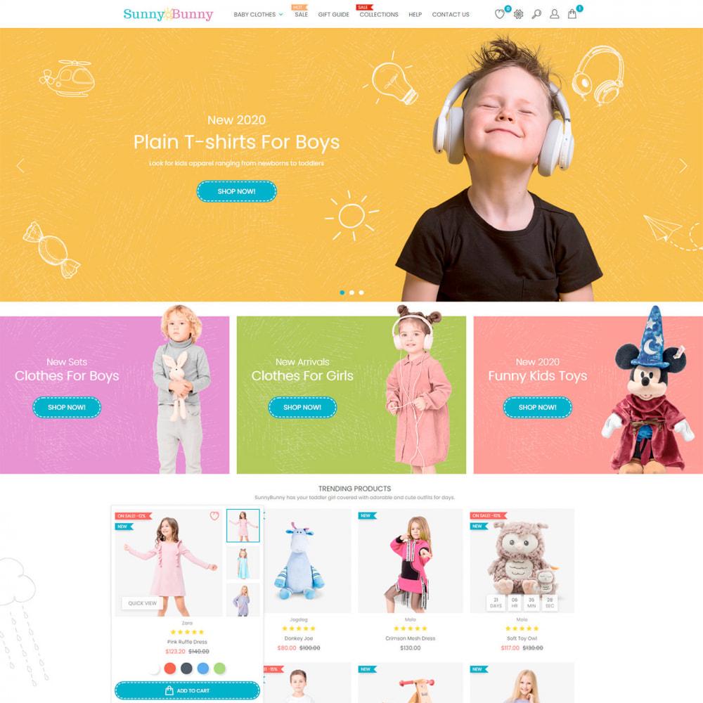 theme - Kinderen & Speelgoed - Kids & Toys - Clothes & Shoes, Fashion, Baby, Joy - 2