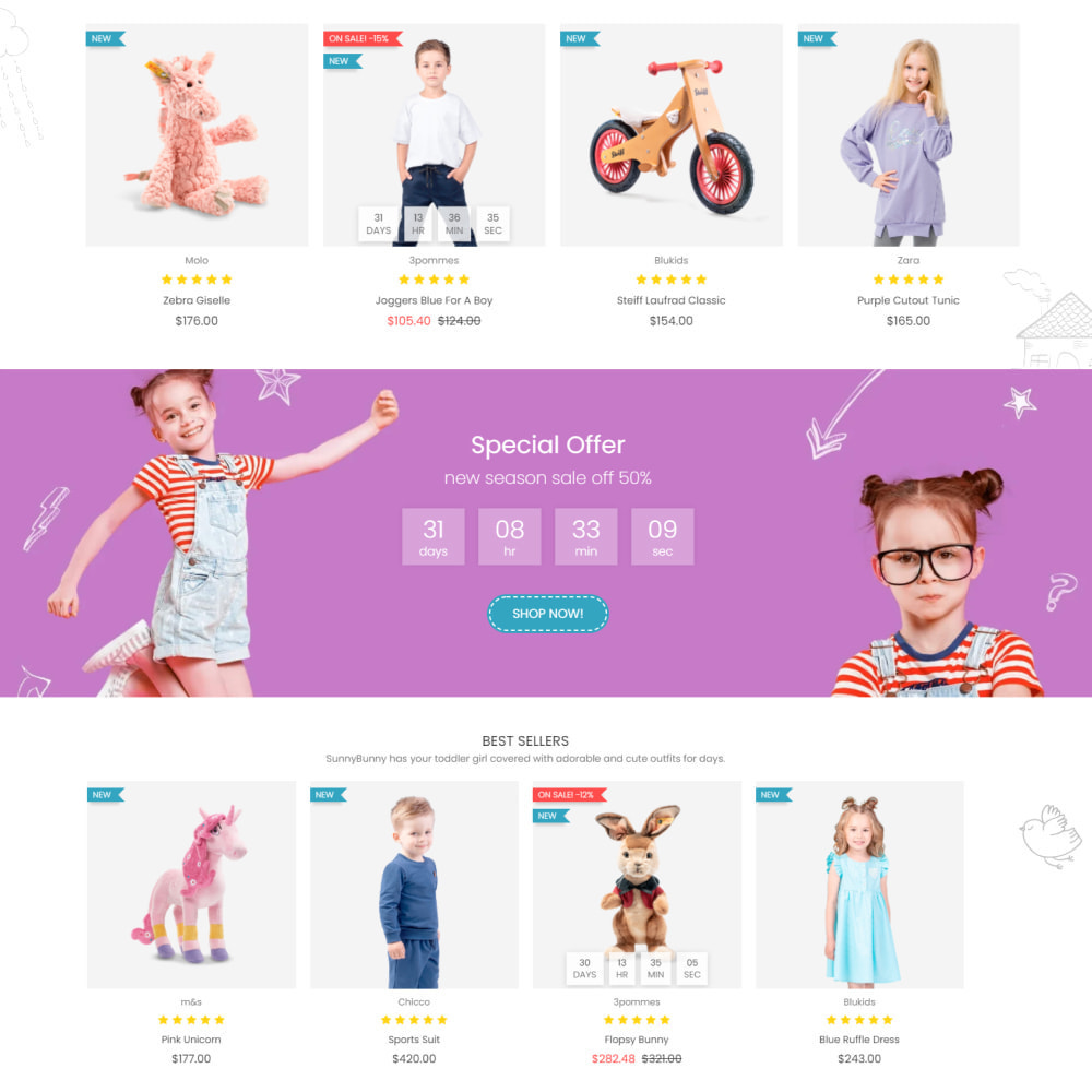 theme - Kinderen & Speelgoed - Kids & Toys - Clothes & Shoes, Fashion, Baby, Joy - 3