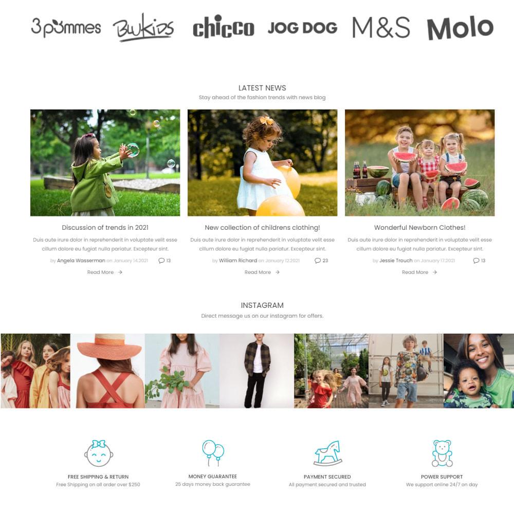theme - Kinderen & Speelgoed - Kids & Toys - Clothes & Shoes, Fashion, Baby, Joy - 4