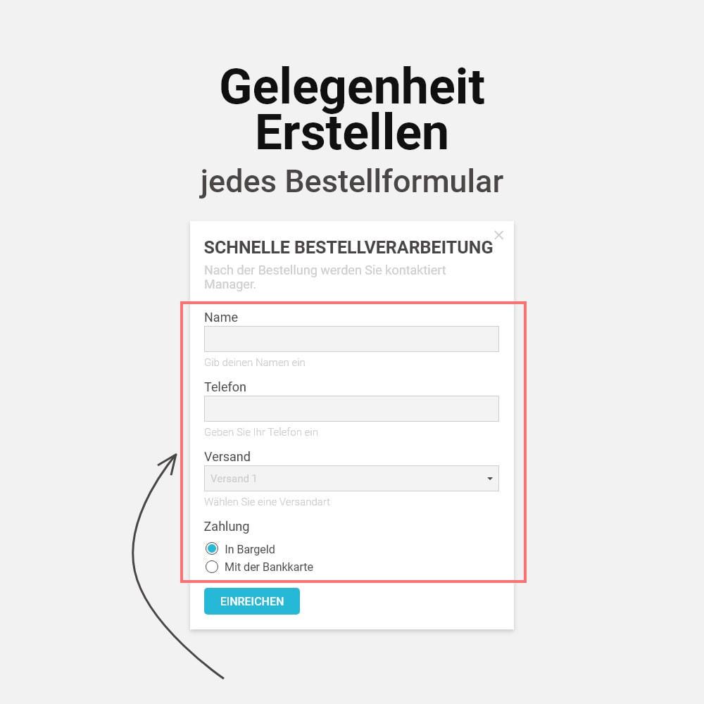 module - Express Checkout Prozesse - Ein-Klick-Bestellung - 11