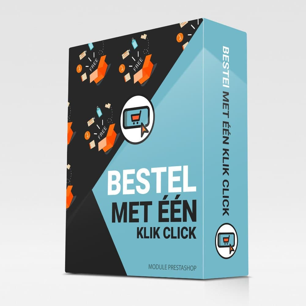 module - Bestelproces - Bestel met één klik click - 1