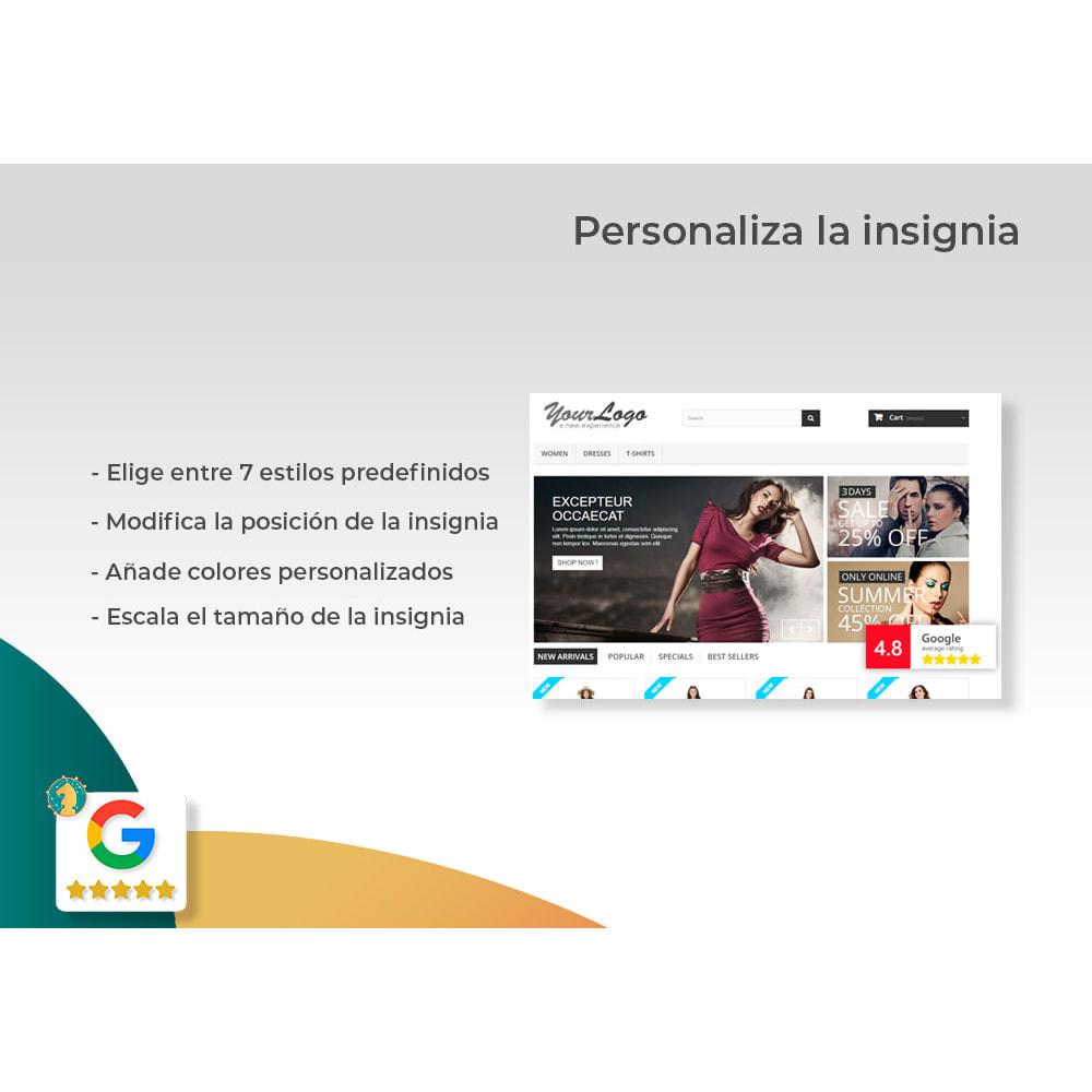 module - Comentarios de clientes - Google My Business Badge PRO - 2