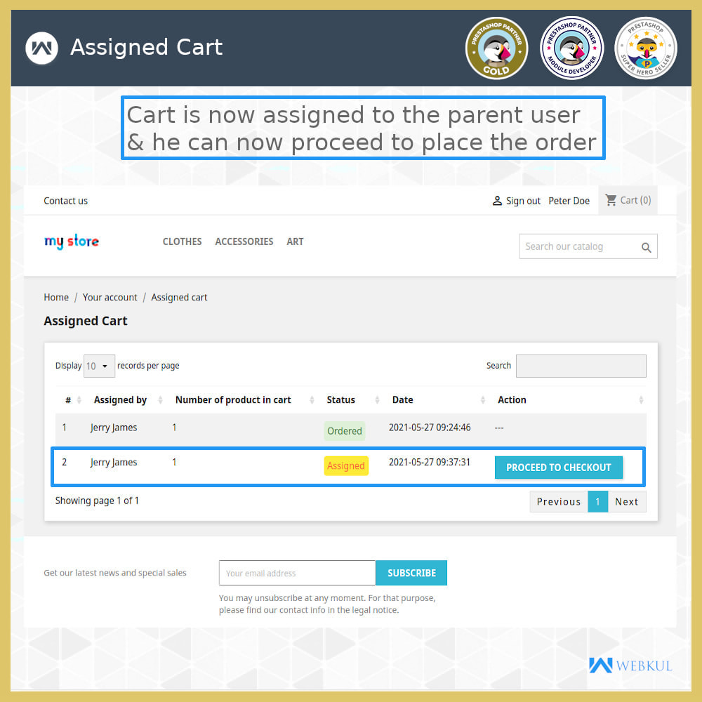 module - Social Login & Connect - Add Sub-User Account for Buying - 4