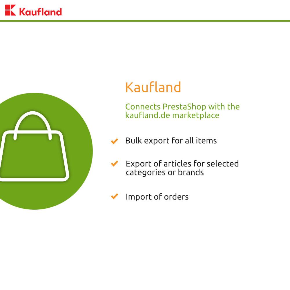 module - Revenda (marketplace) - kaufland.de Marketplace Connector - 1