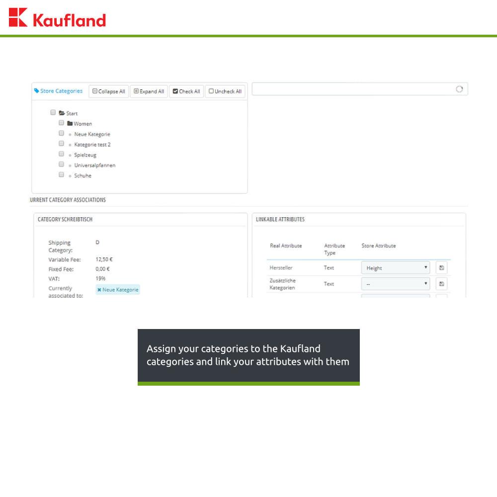 module - Revenda (marketplace) - kaufland.de Marketplace Connector - 7