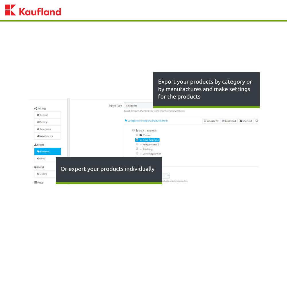 module - Revenda (marketplace) - kaufland.de Marketplace Connector - 8