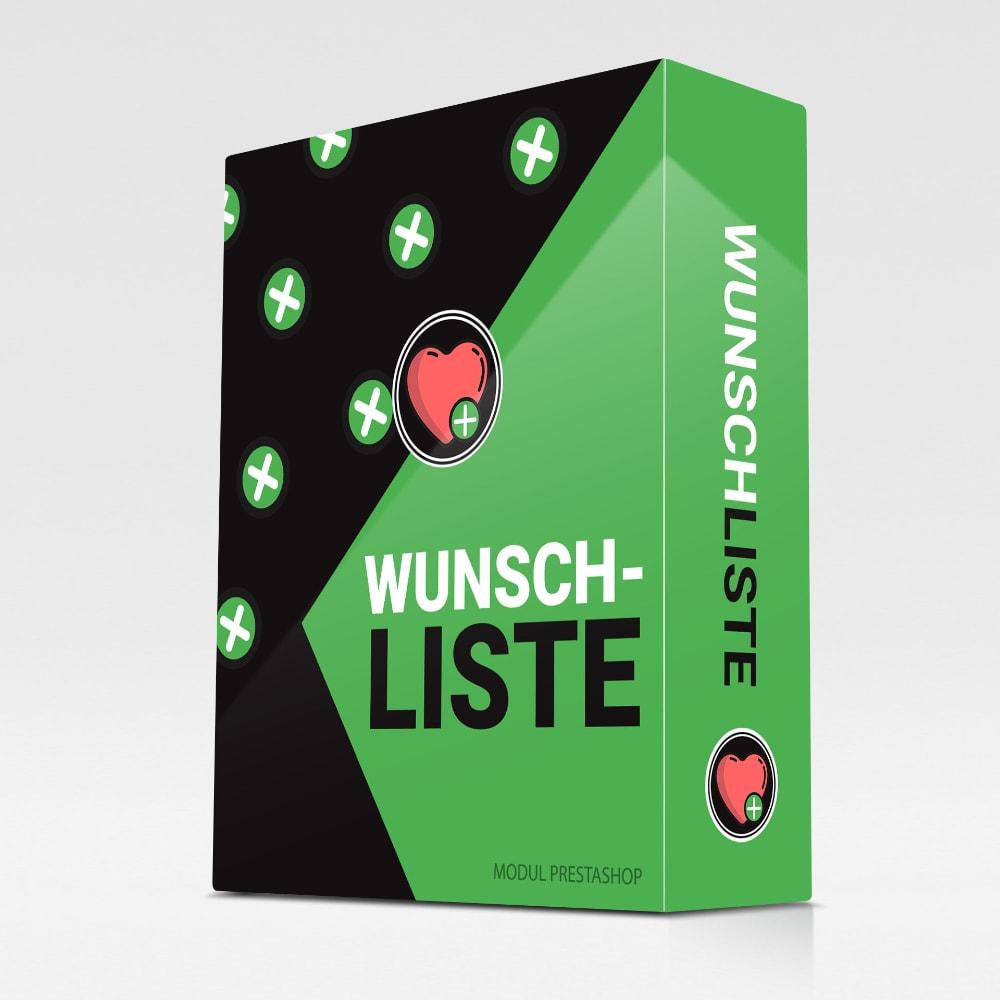 module - Wunschzettel & Geschenkkarte - Wunschliste - 1