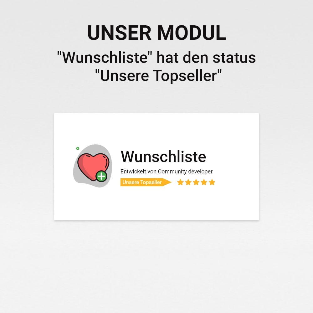 module - Wunschzettel & Geschenkkarte - Wunschliste - 14