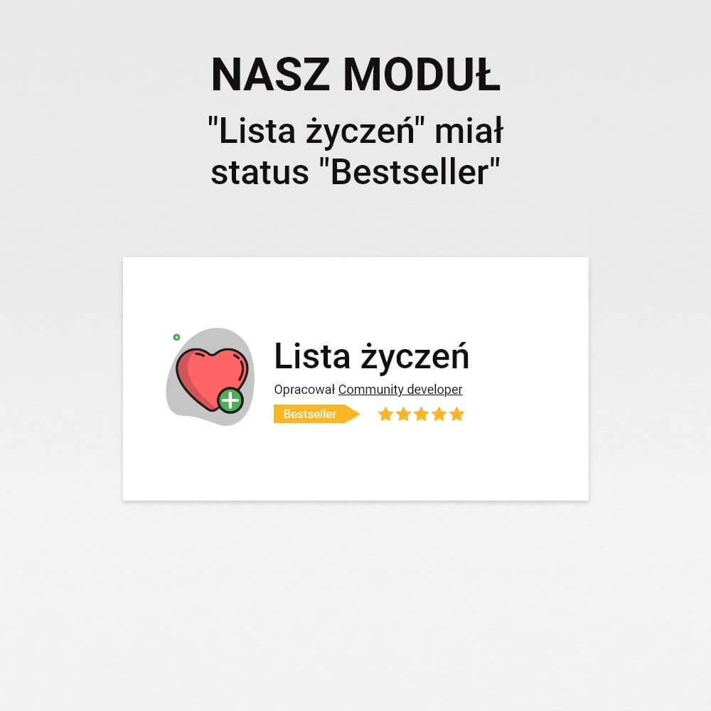 module - Lista życzeń & Karta podarunkowa - Lista życzeń - 14