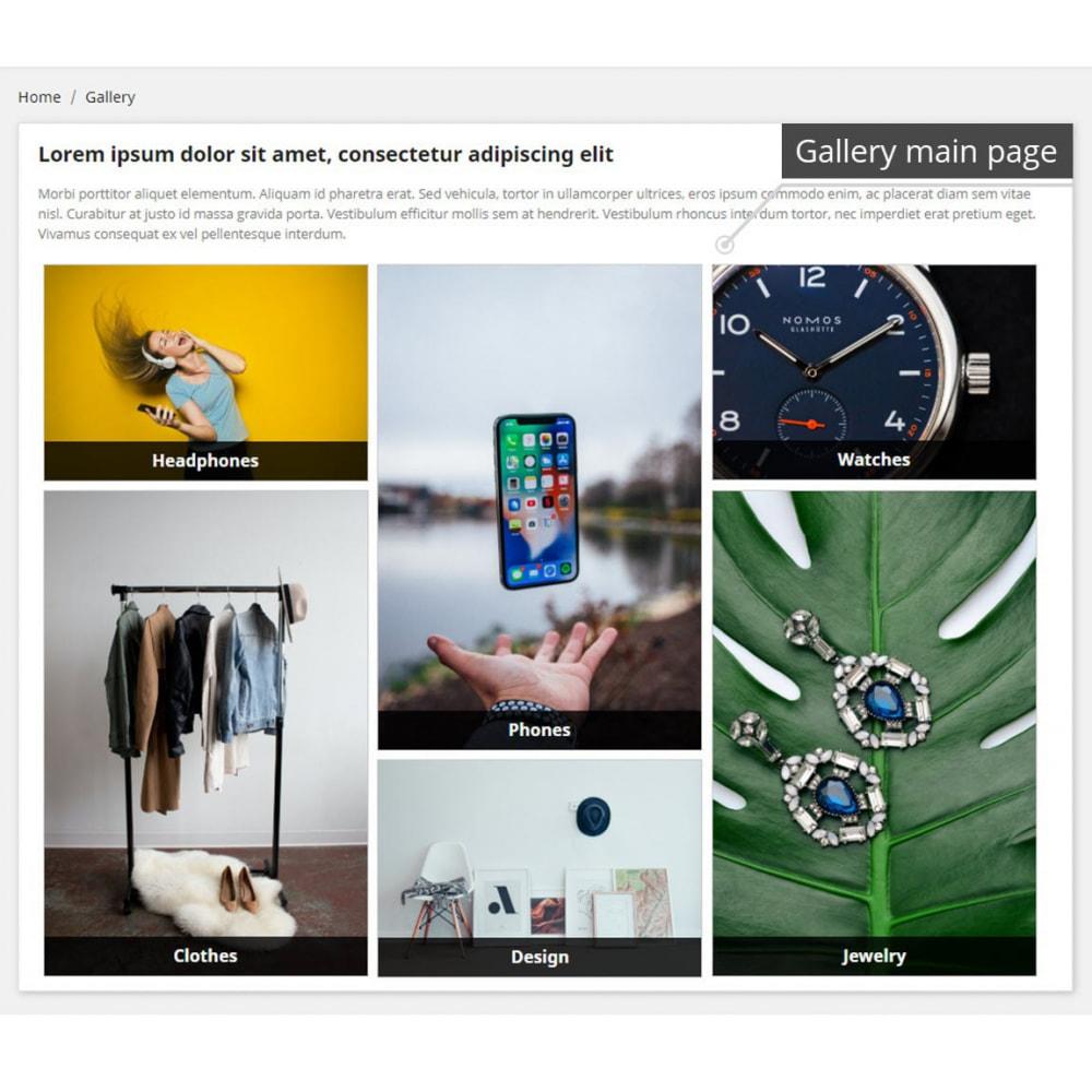 module - Silder & Gallerien - Professional Gallery - 1