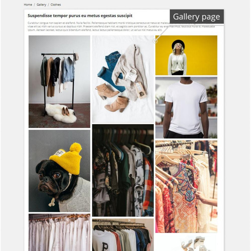 module - Silder & Gallerien - Professional Gallery - 3
