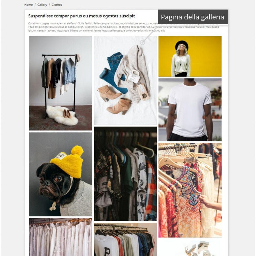 module - Slider & Gallerie - Galleria professionali ( images gallery ) - 3