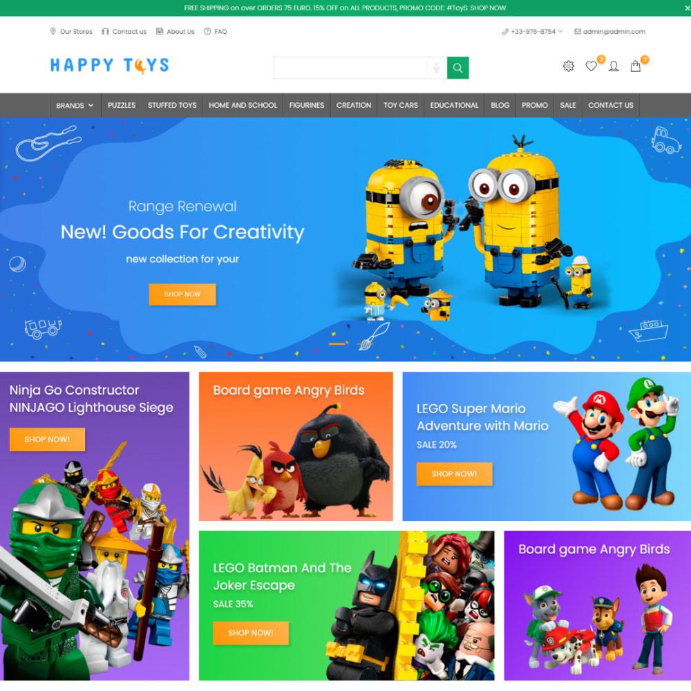 theme - Enfants & Jouets - Toys & Kids - Clothes & Shoes, Fashion, Baby, Joy - 2