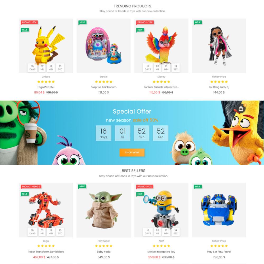 theme - Enfants & Jouets - Toys & Kids - Clothes & Shoes, Fashion, Baby, Joy - 3