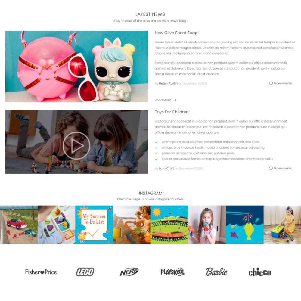 theme - Enfants & Jouets - Toys & Kids - Clothes & Shoes, Fashion, Baby, Joy - 4