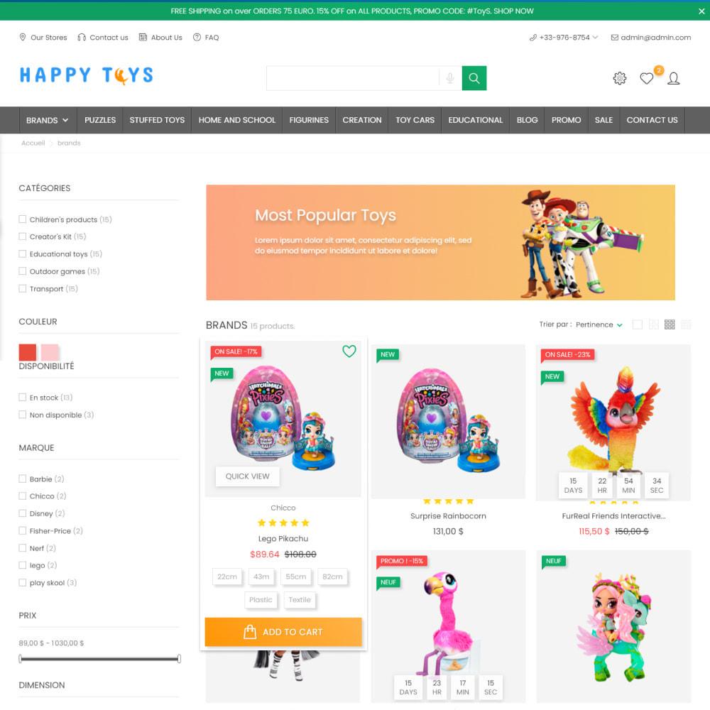 theme - Enfants & Jouets - Toys & Kids - Clothes & Shoes, Fashion, Baby, Joy - 5