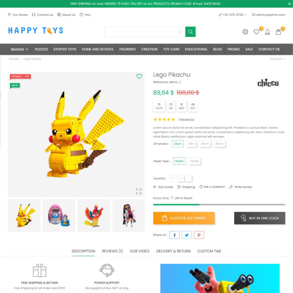theme - Enfants & Jouets - Toys & Kids - Clothes & Shoes, Fashion, Baby, Joy - 6