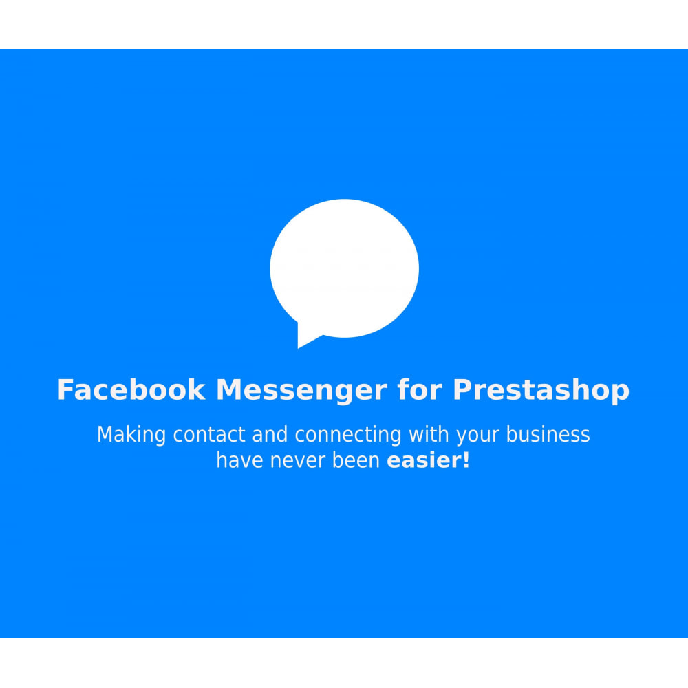 module - Supporto & Chat online - Messenger Live Chat - 1