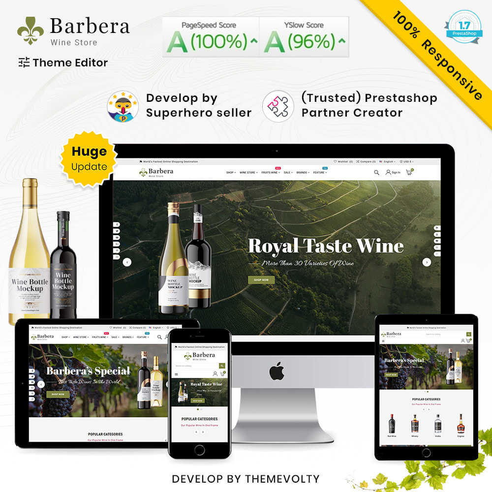 theme - Boissons & Tabac - Barbera Mega Wine–Vin Liquor–Alcohol Super Store - 1