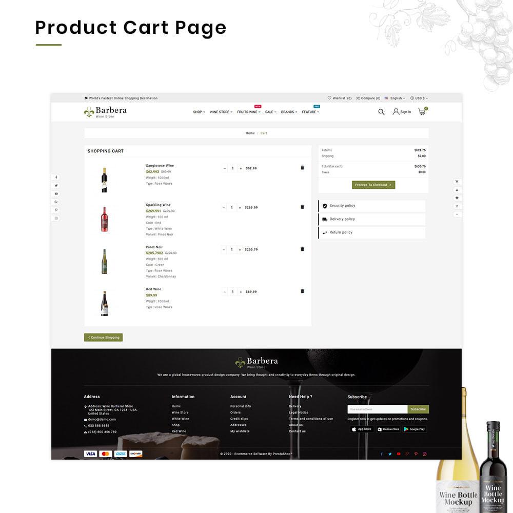 theme - Boissons & Tabac - Barbera Mega Wine–Vin Liquor–Alcohol Super Store - 5