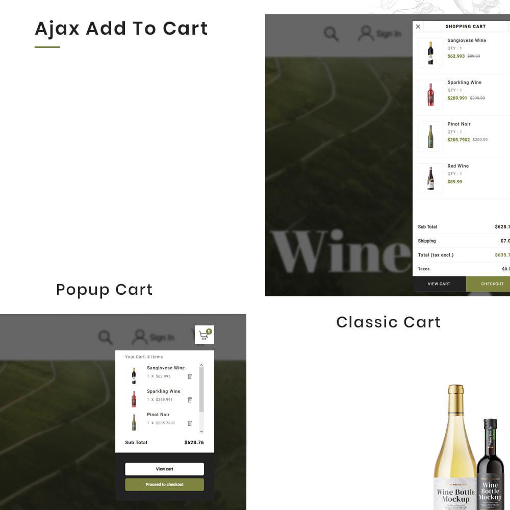 theme - Boissons & Tabac - Barbera Mega Wine–Vin Liquor–Alcohol Super Store - 7