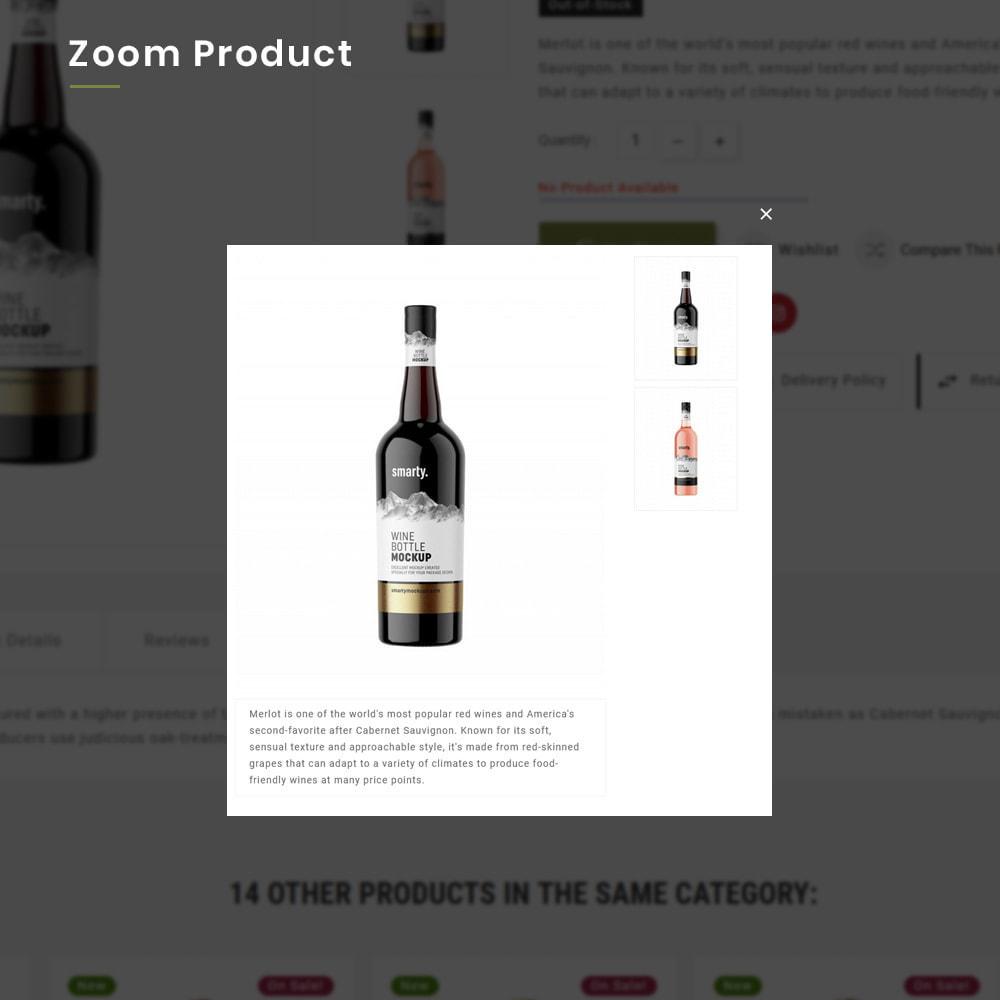 theme - Boissons & Tabac - Barbera Mega Wine–Vin Liquor–Alcohol Super Store - 8