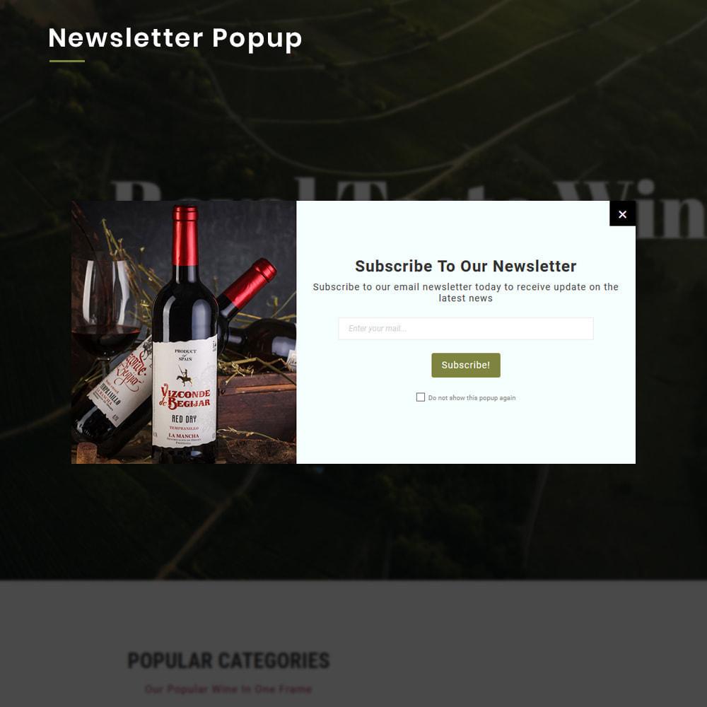 theme - Boissons & Tabac - Barbera Mega Wine–Vin Liquor–Alcohol Super Store - 9
