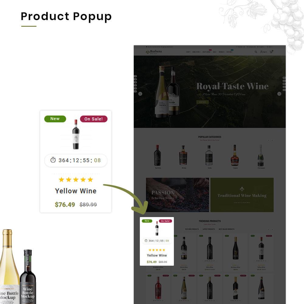 theme - Boissons & Tabac - Barbera Mega Wine–Vin Liquor–Alcohol Super Store - 10