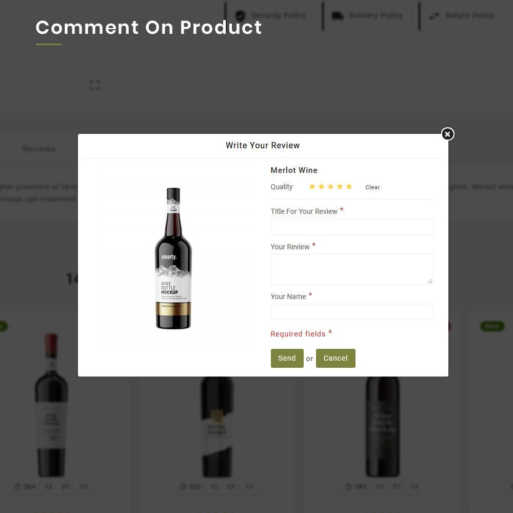 theme - Boissons & Tabac - Barbera Mega Wine–Vin Liquor–Alcohol Super Store - 11