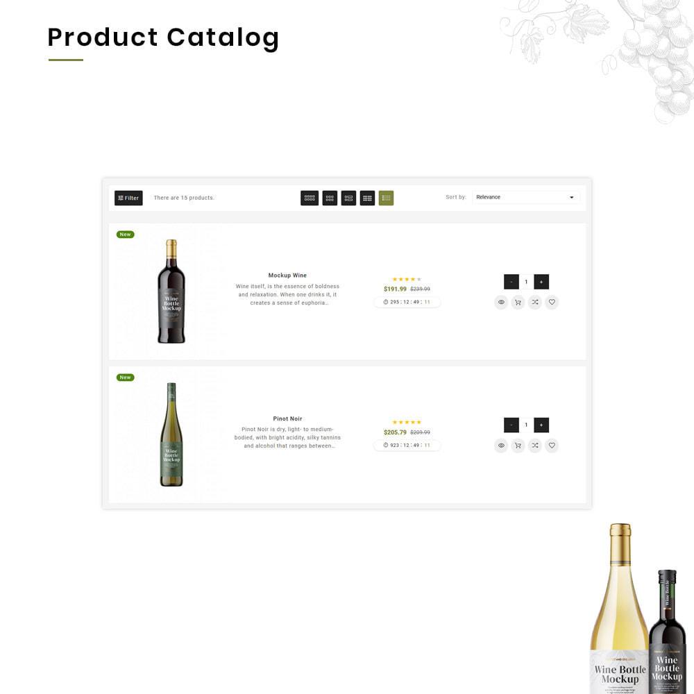 theme - Boissons & Tabac - Barbera Mega Wine–Vin Liquor–Alcohol Super Store - 12