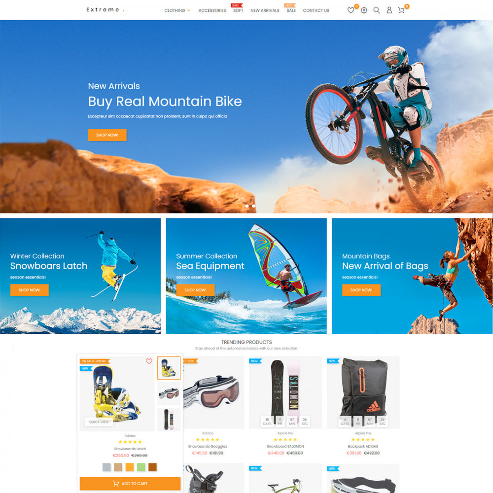 theme - Sports, Activities & Travel - Sports, Activities & Travel - Fitness, Extreme, Bike - 2