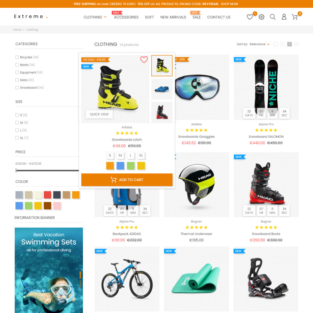 theme - Sports, Activities & Travel - Sports, Activities & Travel - Fitness, Extreme, Bike - 5