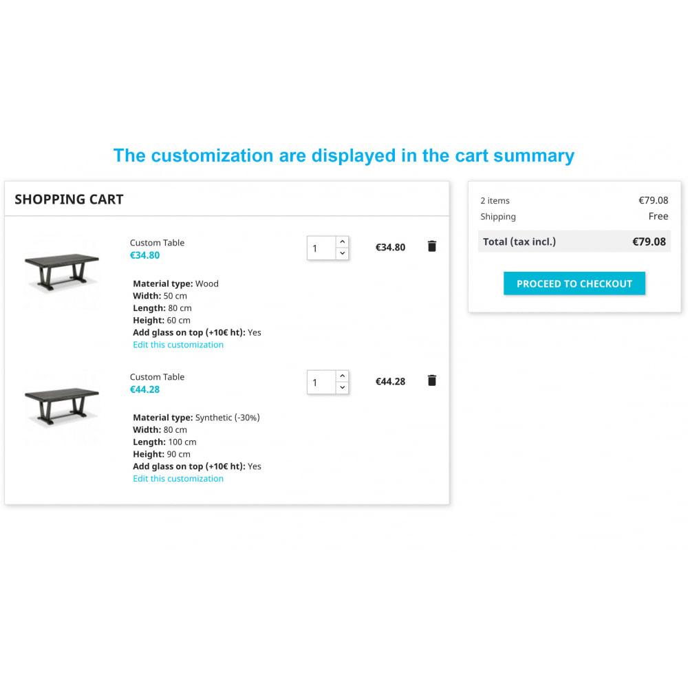 module - Grandezze & Unità di misura - Dynamic Product Price - 3