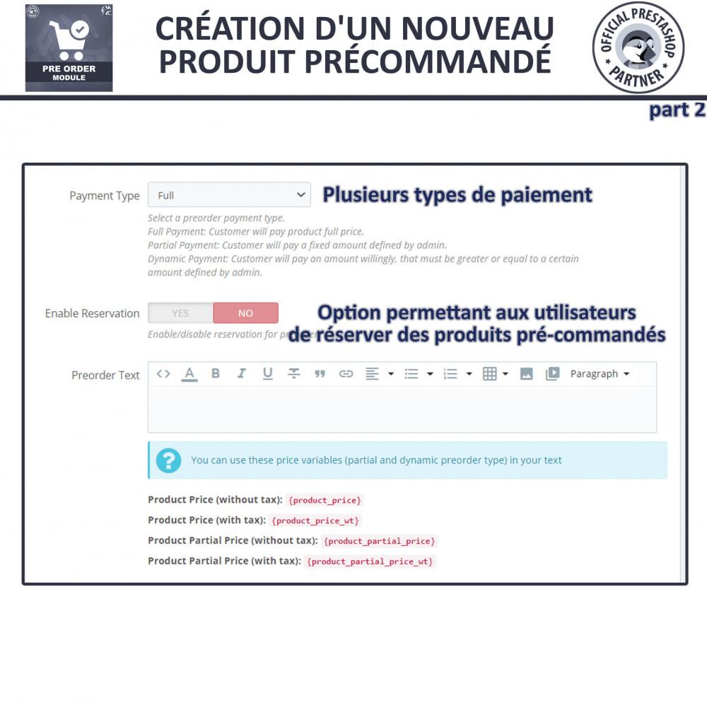 module - Inscription & Processus de commande - Pre-Order - Advance Booking | Out of Stock Selling - 11