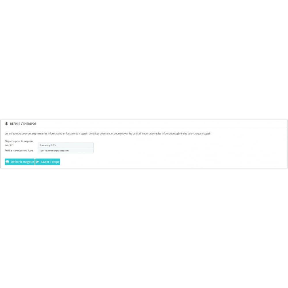 module - Remarketing & Paniers Abandonnés - Intégration du commerce électronique HubSpot - 5
