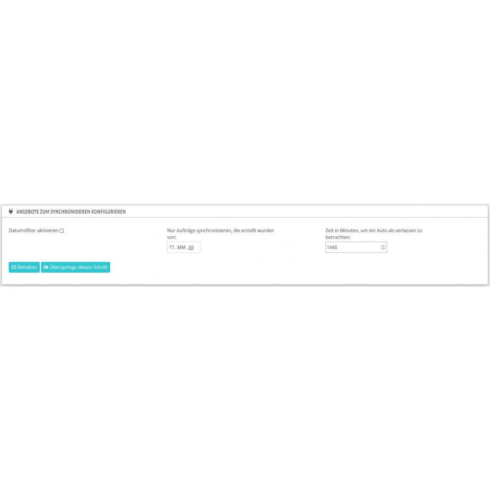 module - Remarketing & Warenkorbabbrüche - E-Commerce Integration von HubSpot - 8