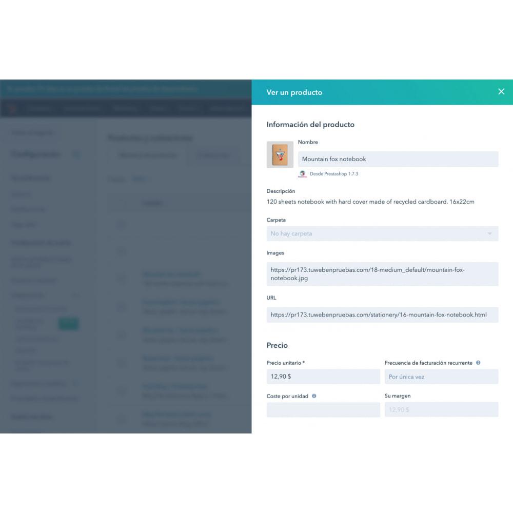 module - Remarketing & Warenkorbabbrüche - E-Commerce Integration von HubSpot - 10