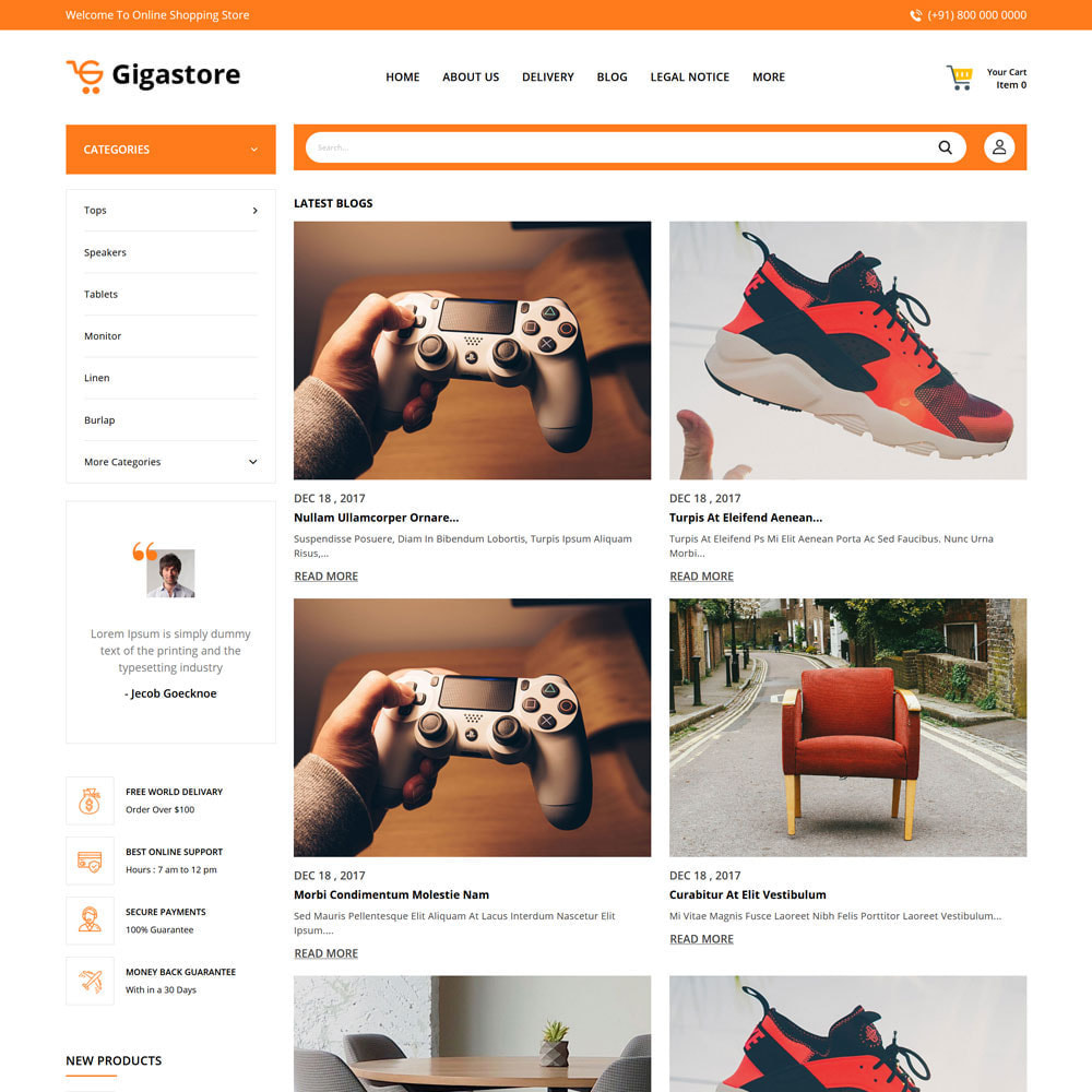 theme - Moda y Calzado - Gigastore - Mega Store - 6