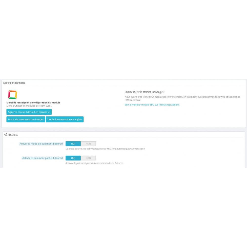 module - Płatność kartą lub Płatność Wallet - Edenred card payment - 3