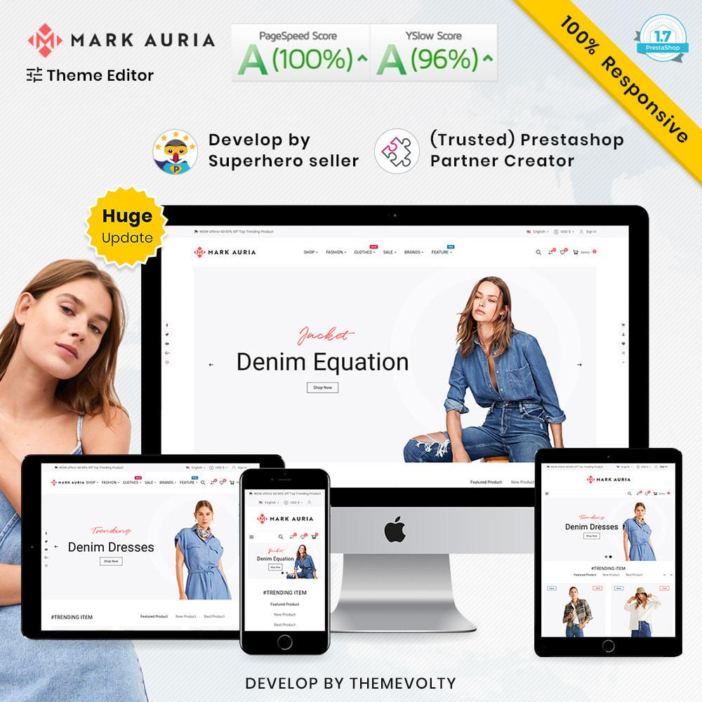 theme - Moda & Calzature - Markauria Mega Fashion–Clothes Super Store - 1