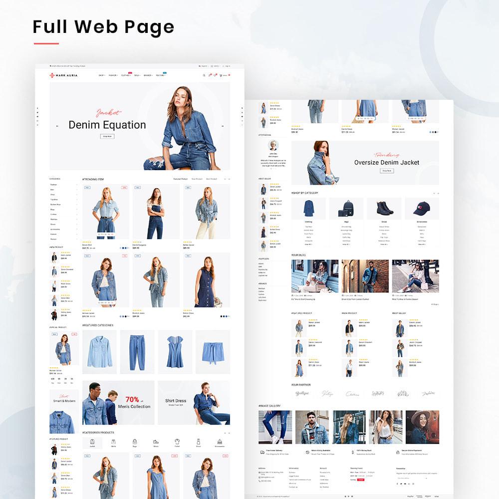 theme - Moda & Calzature - Markauria Mega Fashion–Clothes Super Store - 2