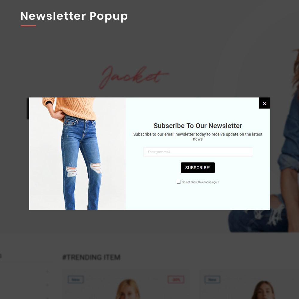 theme - Moda & Calzature - Markauria Mega Fashion–Clothes Super Store - 9