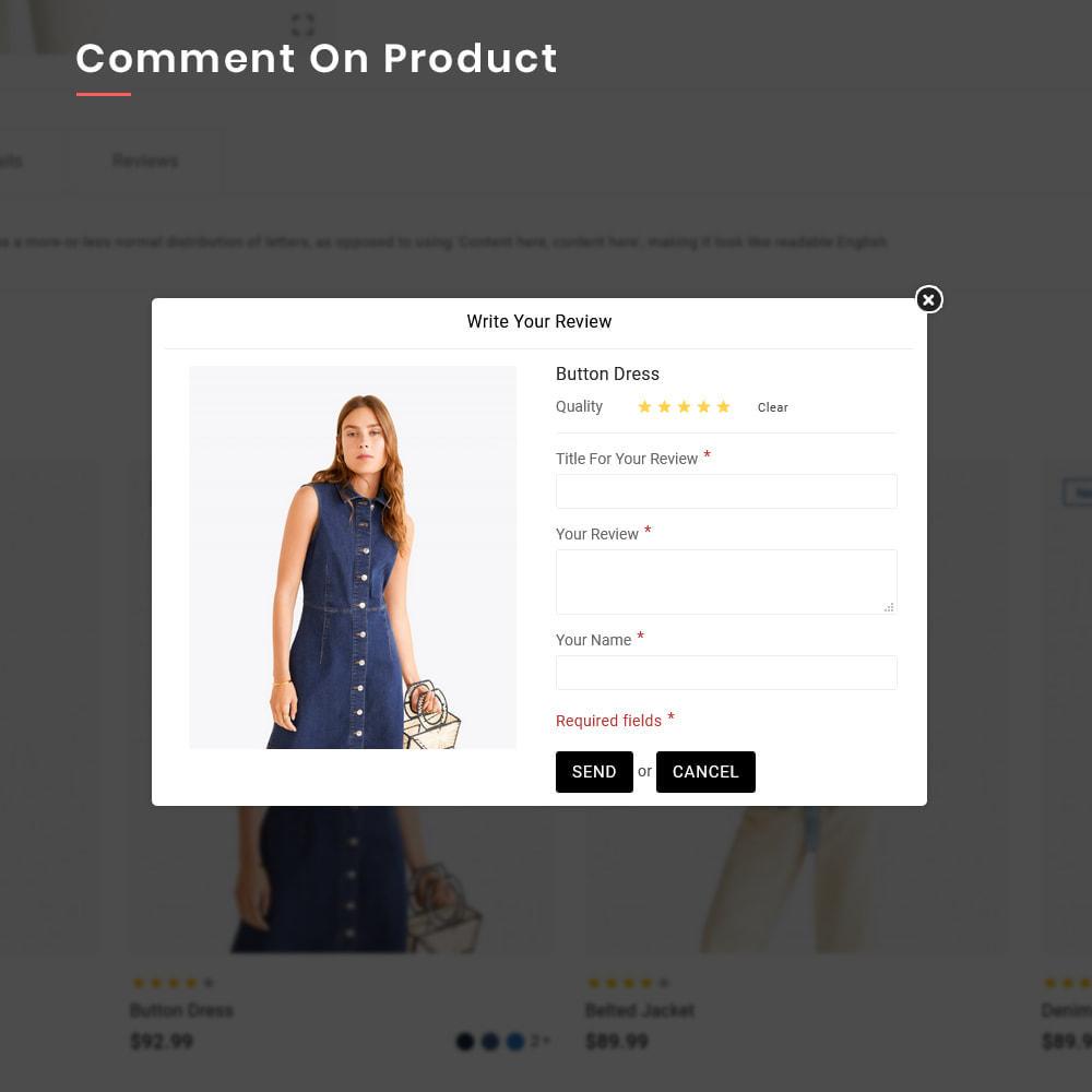 theme - Moda & Calzature - Markauria Mega Fashion–Clothes Super Store - 11