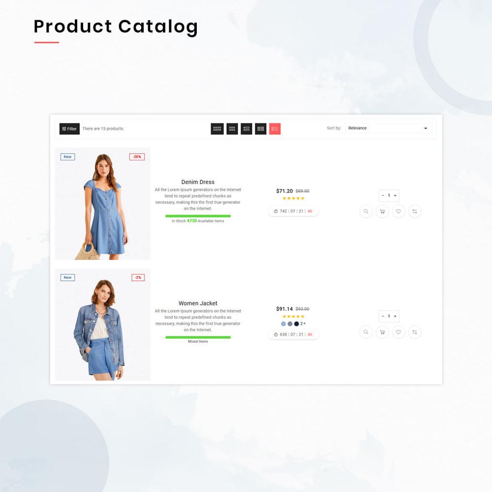 theme - Moda & Calzature - Markauria Mega Fashion–Clothes Super Store - 12